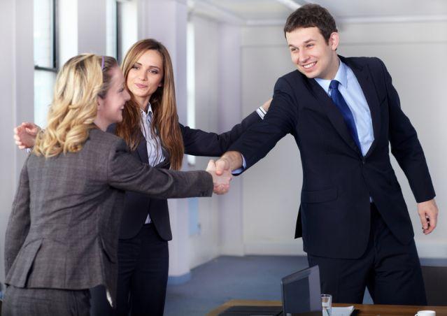 英語で自己紹介 社内 ビジネス