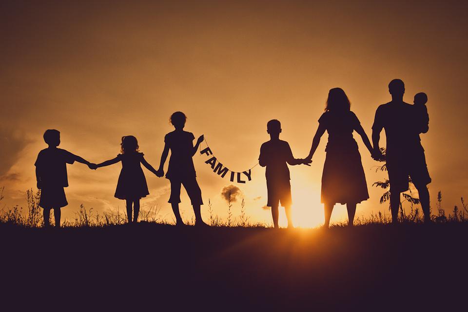 英語で自己紹介家族